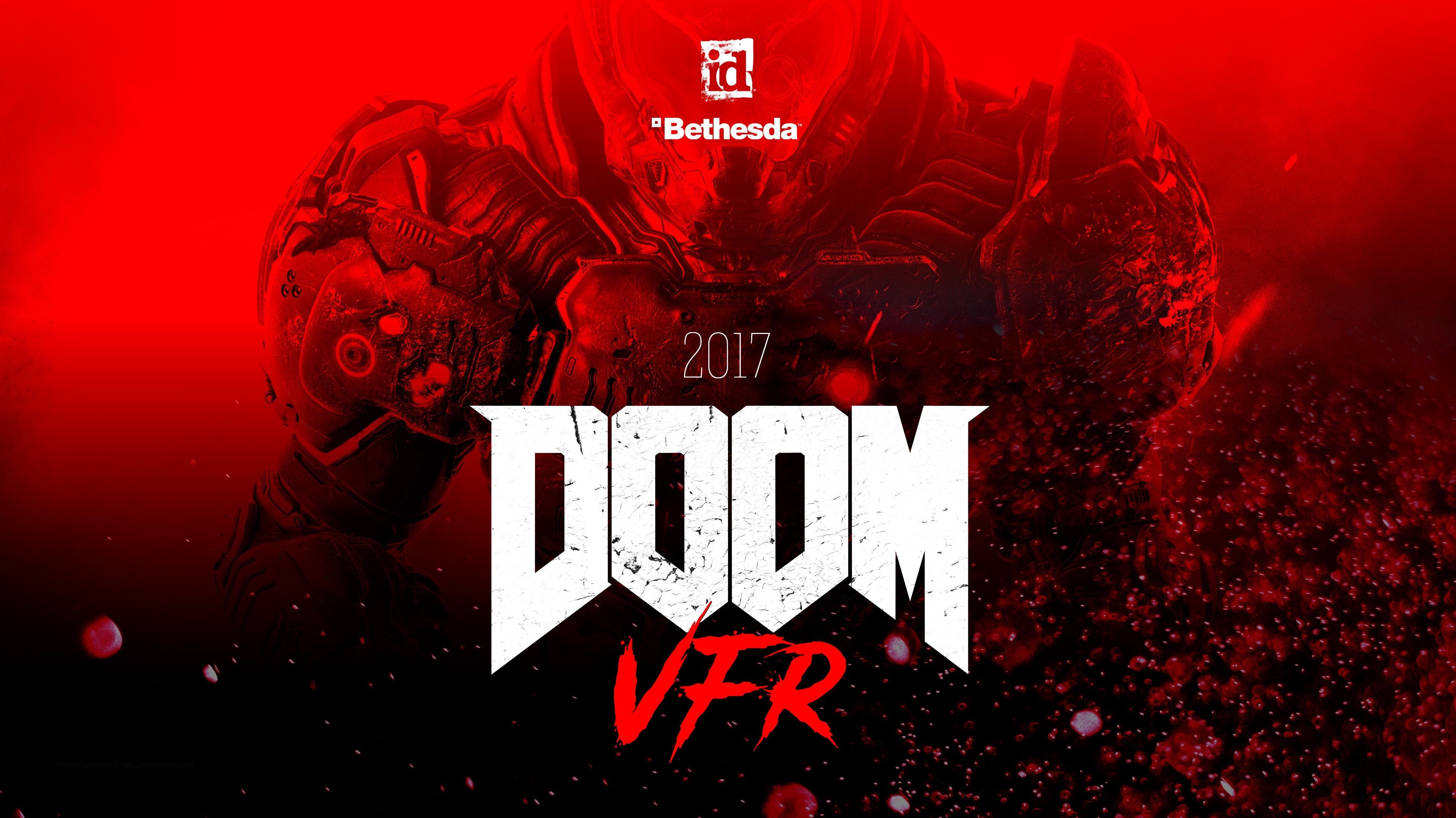 Doom Vfr Game Doom Vfr Game is an HD desktop wallpaper