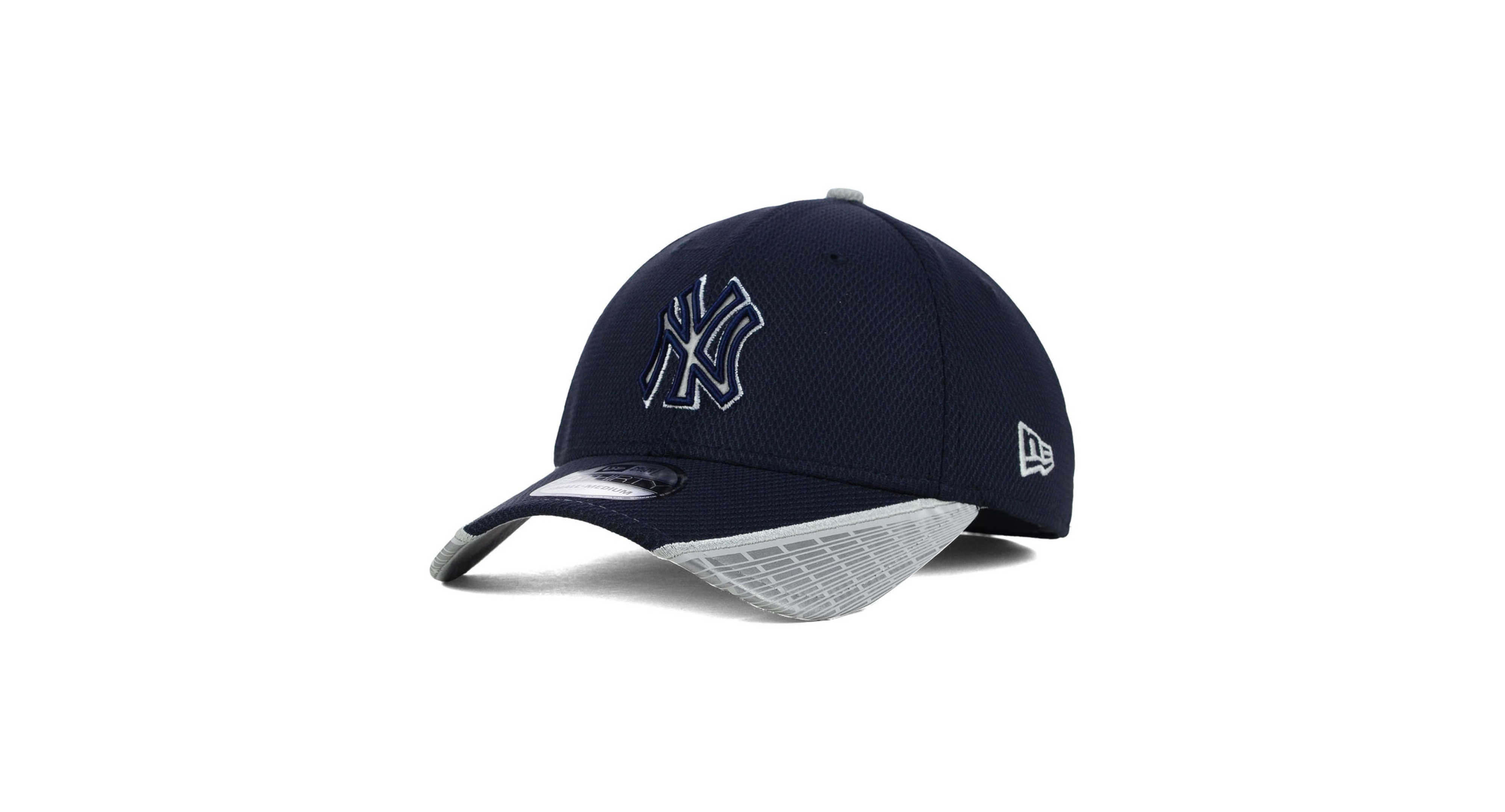 ... coupon for new era new york yankees reflective slugger 39thirty cap  sports fan shop by lids ... d08c1a348be