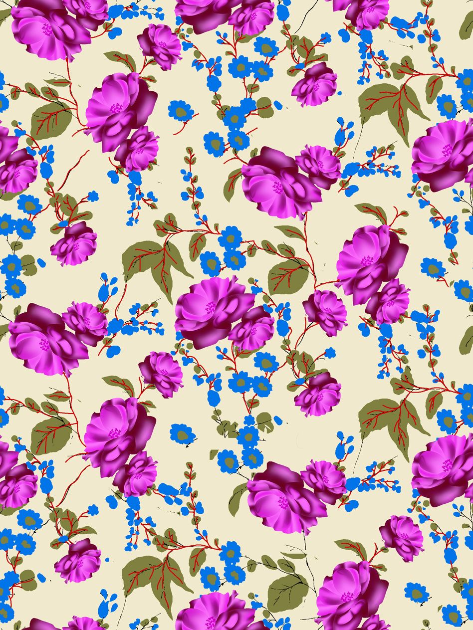 Free Fabric Patterns Textile Design Pattern Designs To