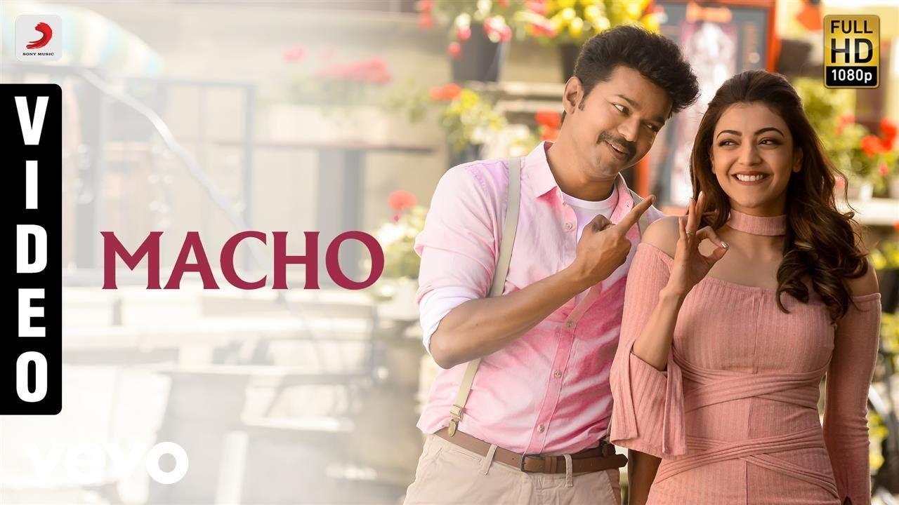 Mersal Maacho Tamil Video Vijay Kajal Aggarwal A R Rahman Bollywood Music Videos Youtube Music Converter Music Converter