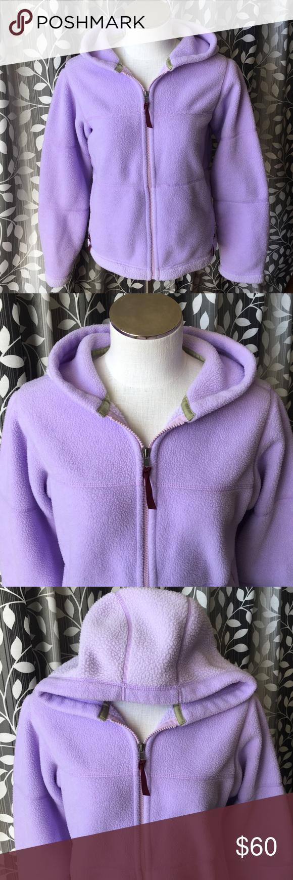 Vintage patagonia synchilla fleece jacket hoodie my posh picks