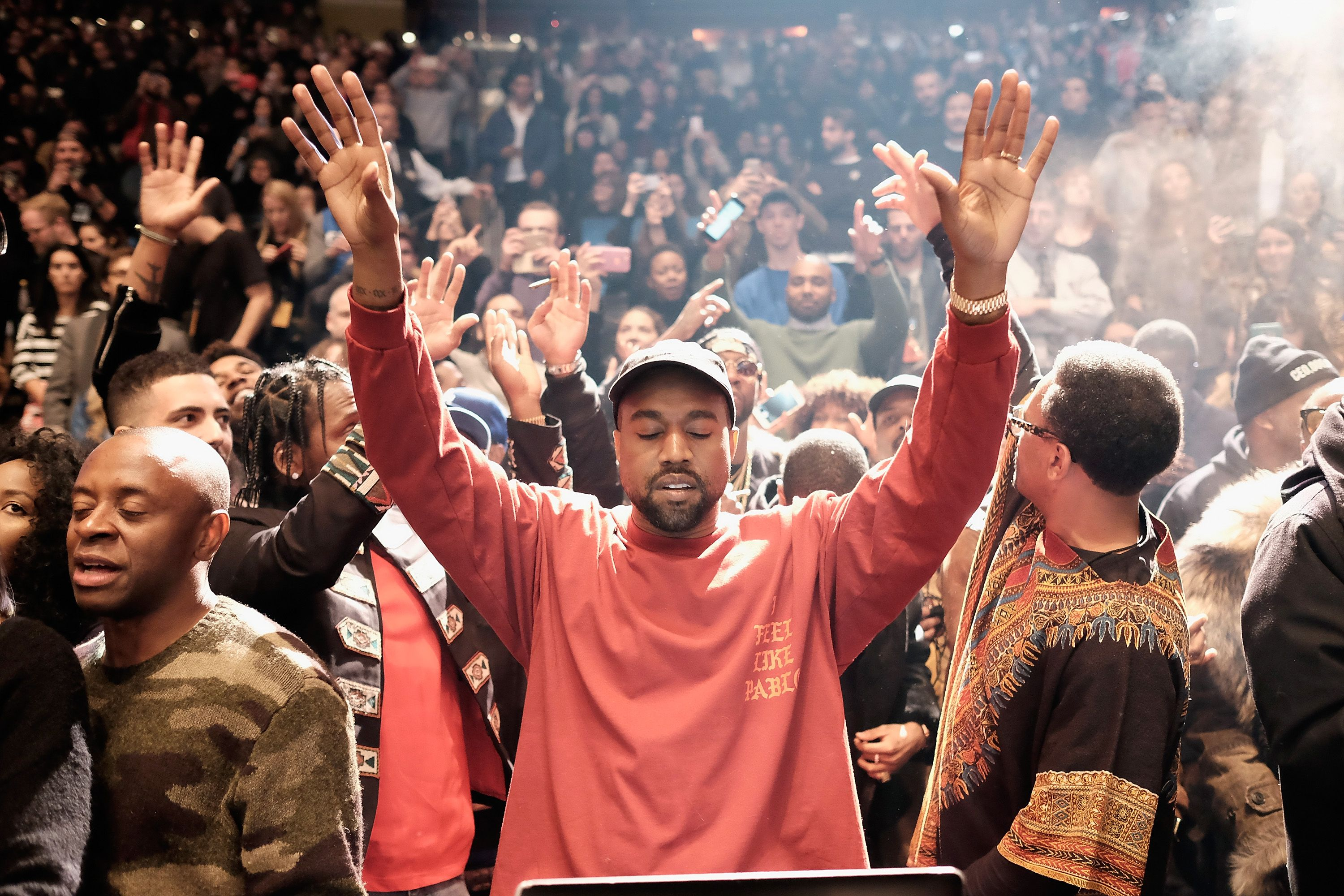 Kanye West Officially Releases His Seventh Solo Album The Life Of Pablo Kanye West New Album Kanye West Albums New Kanye