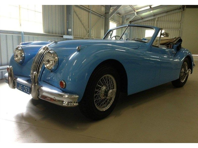 1955 JAGUAR XK 140 MC for sale | Trade Unique Cars Australia ...