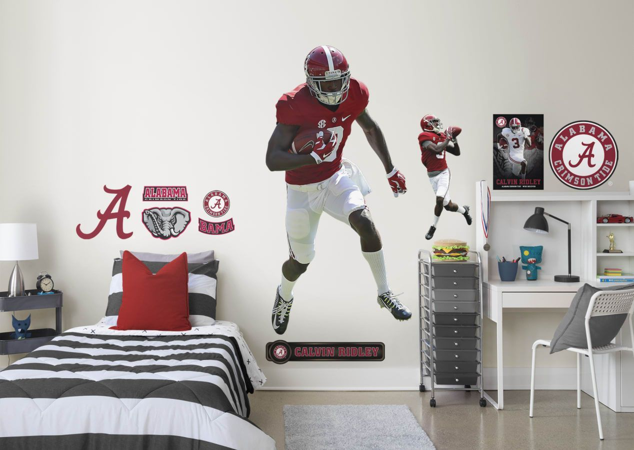 Man Cave Football Basement Congratulations To Calvin Ridley Of Alabama For Being Drafted By The Atlanta Falcon Man Cave Design Man Cave Bedroom Man Cave Room