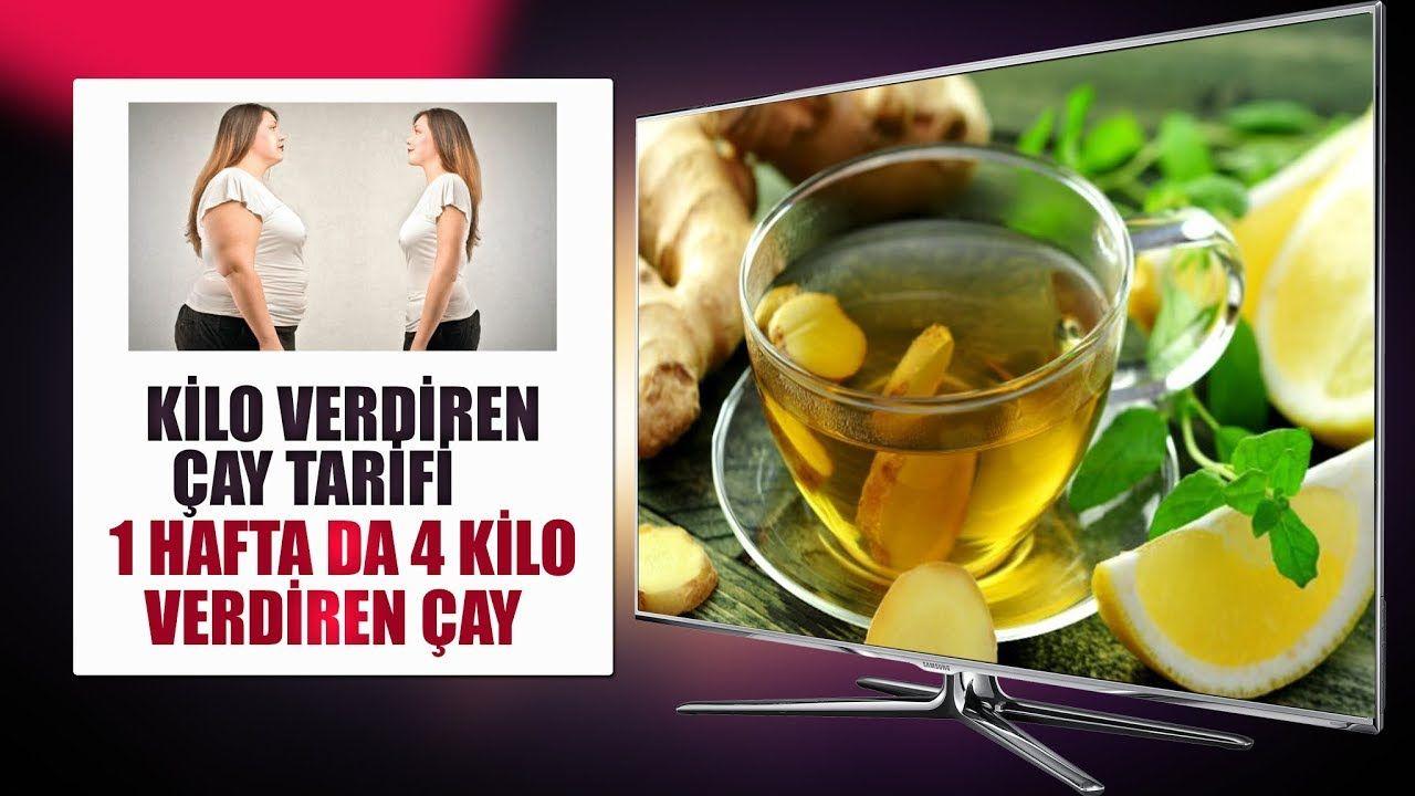 Çay kilo vermek için: haftada bir kilo vermek mi Yorumlar ve ipuçları