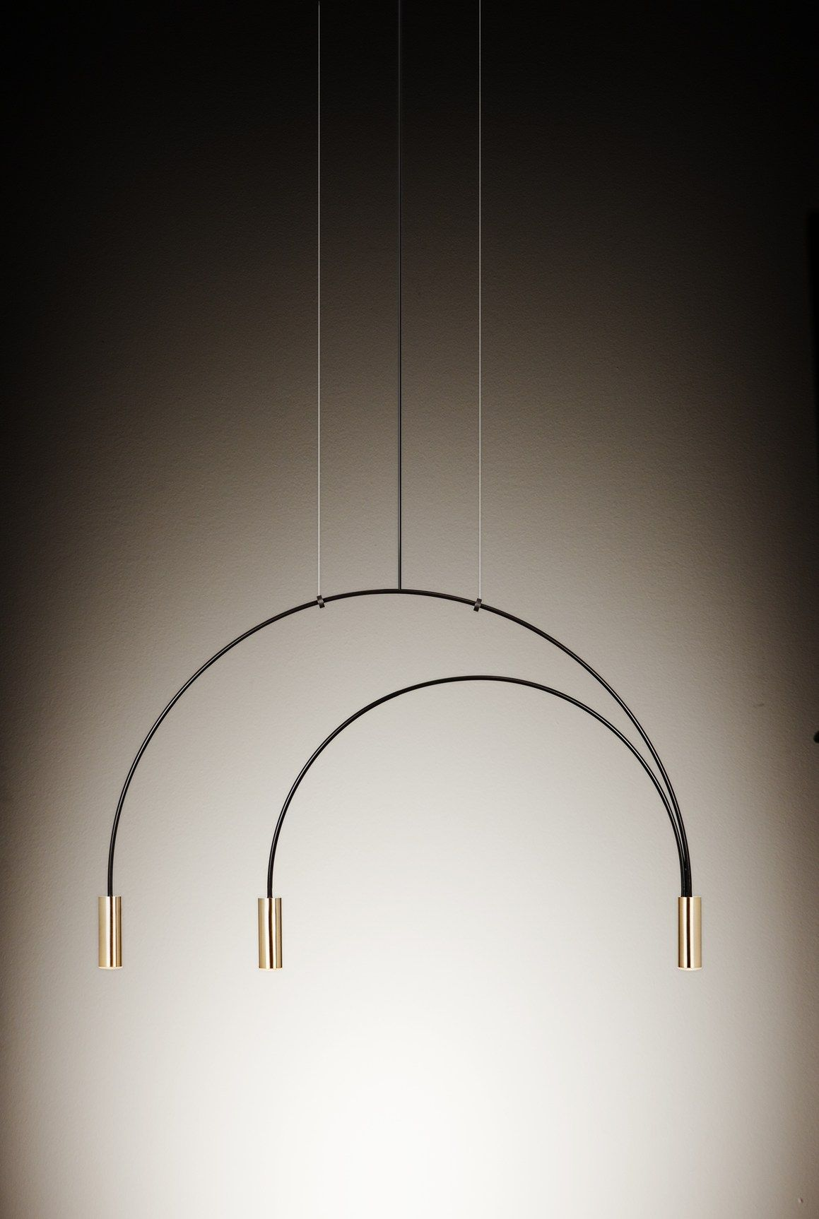 Volta lighting in balance An ethereal presence by Estiluz  By
