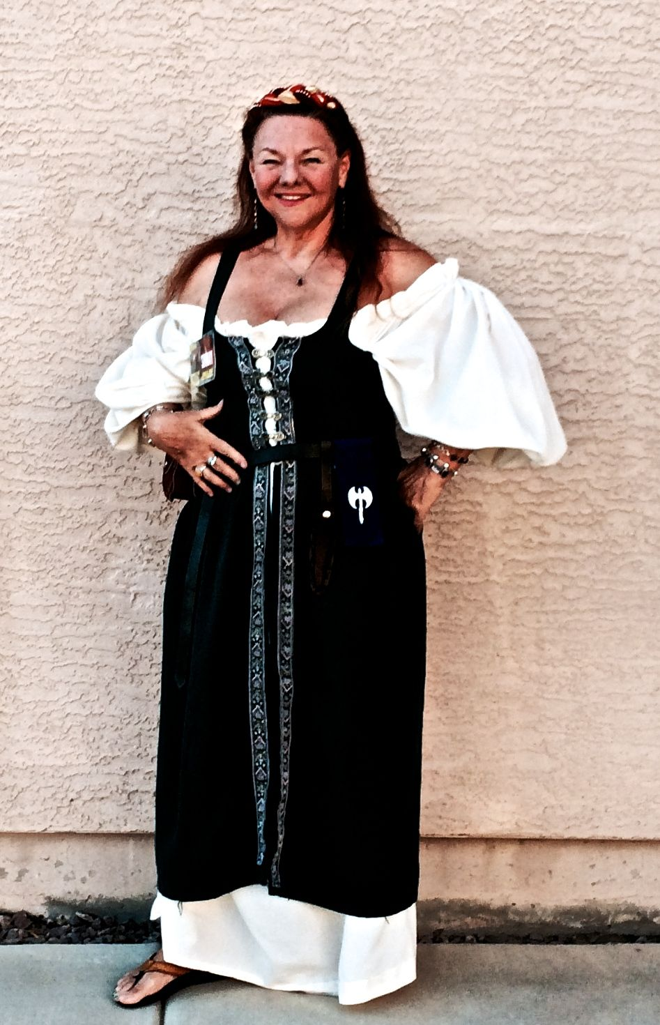 #KharolinaCostume dresses #Medieval #Renaisance  up for #Comic-Con