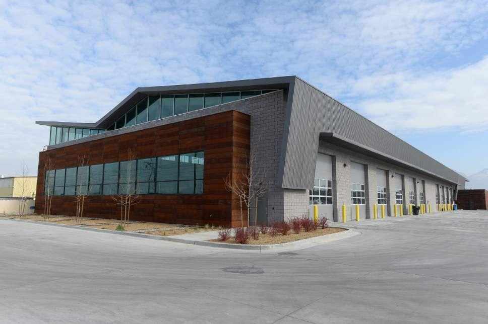 salt lake county fleet maintenance building - Google ...