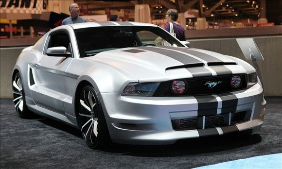 Ford Mustgang Gt By Forgiato 2012 Mustang Gt 2012 Mustang