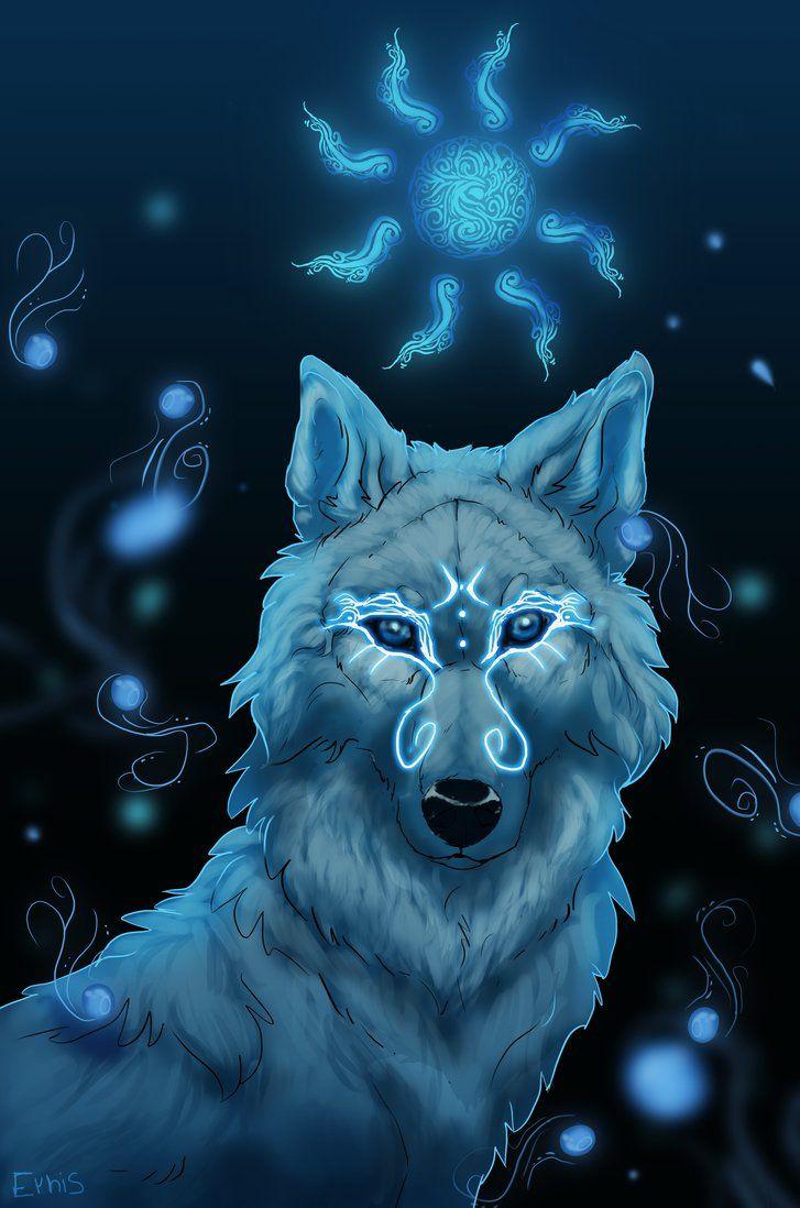 White Spirit Of Off White My Fav Comic Animal Illustration Art