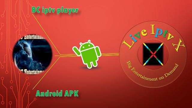 Live Iptv X Android apk, Android, Kodi