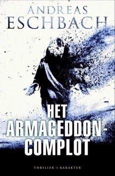ChantalH's Walhalla der Boeken: Zie Hebban Crimezone voor: Het Armageddon-complot ...