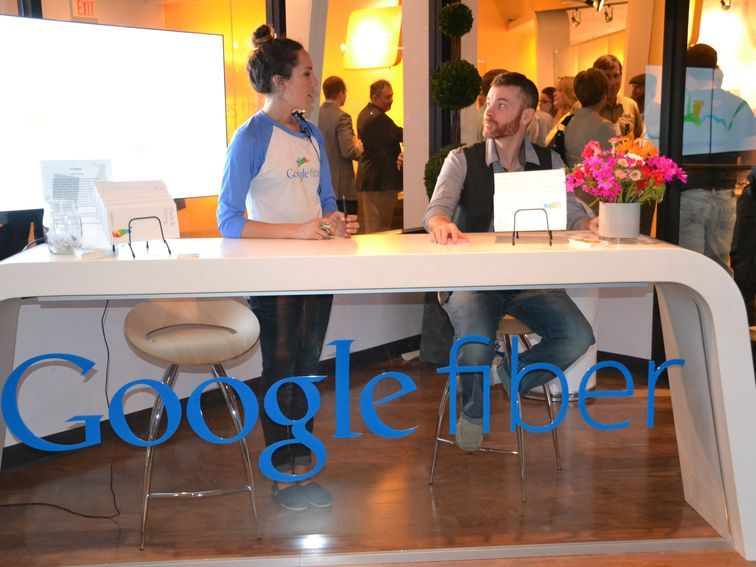 Google Fiber is going wireless in Austin through Webpass
