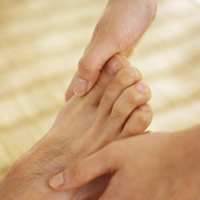 Reflexology To Stop Coughing