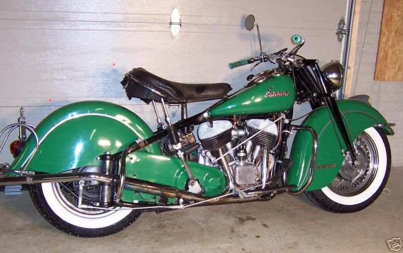 1948 Indian Chief Vintage Indian Motorcycles Indian Motorcycle Indian Motorbike