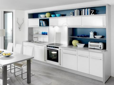 Aménager une cuisine  solutions pour optimiser l\u0027espace à petit