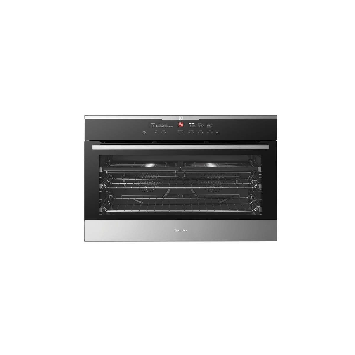 electrolux eve916ba 90cm electric oven wall ovens cooking electrolux eve916ba 90cm electric oven wall ovens cooking