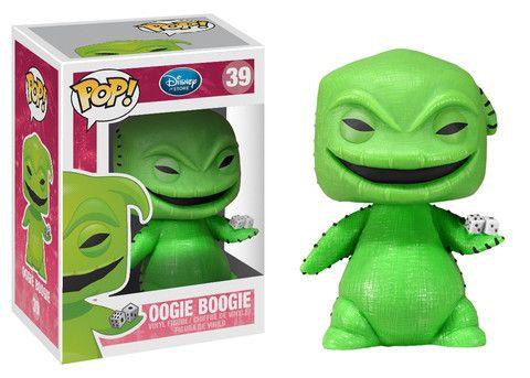 Pop! Disney: The Nightmare Before Christmas - Oogie Boogie