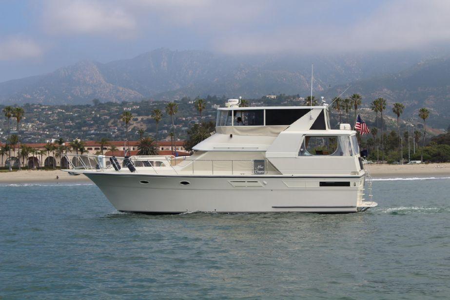 1988 californian flybridge power boat for sale www