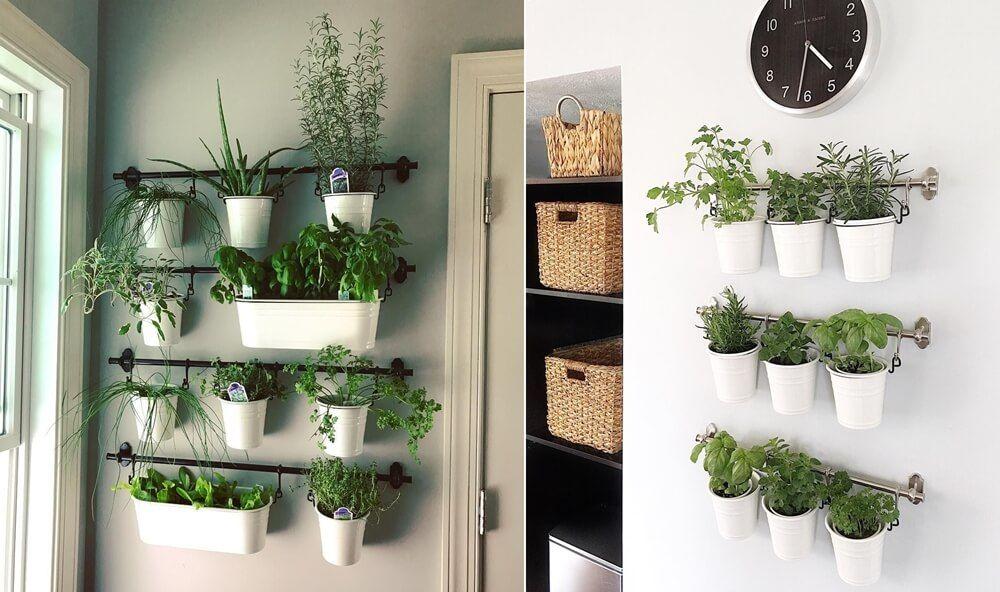 10 amazing indoor kitchen herb gardens in 2020   herb