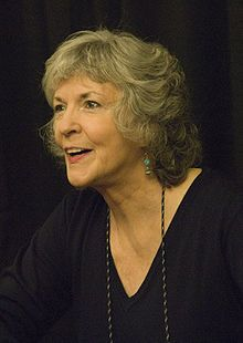 """Sue Grafton - Who would have ever thought we would have """"Z"""" in sight all those years ago when """"A"""" first appeared?"""