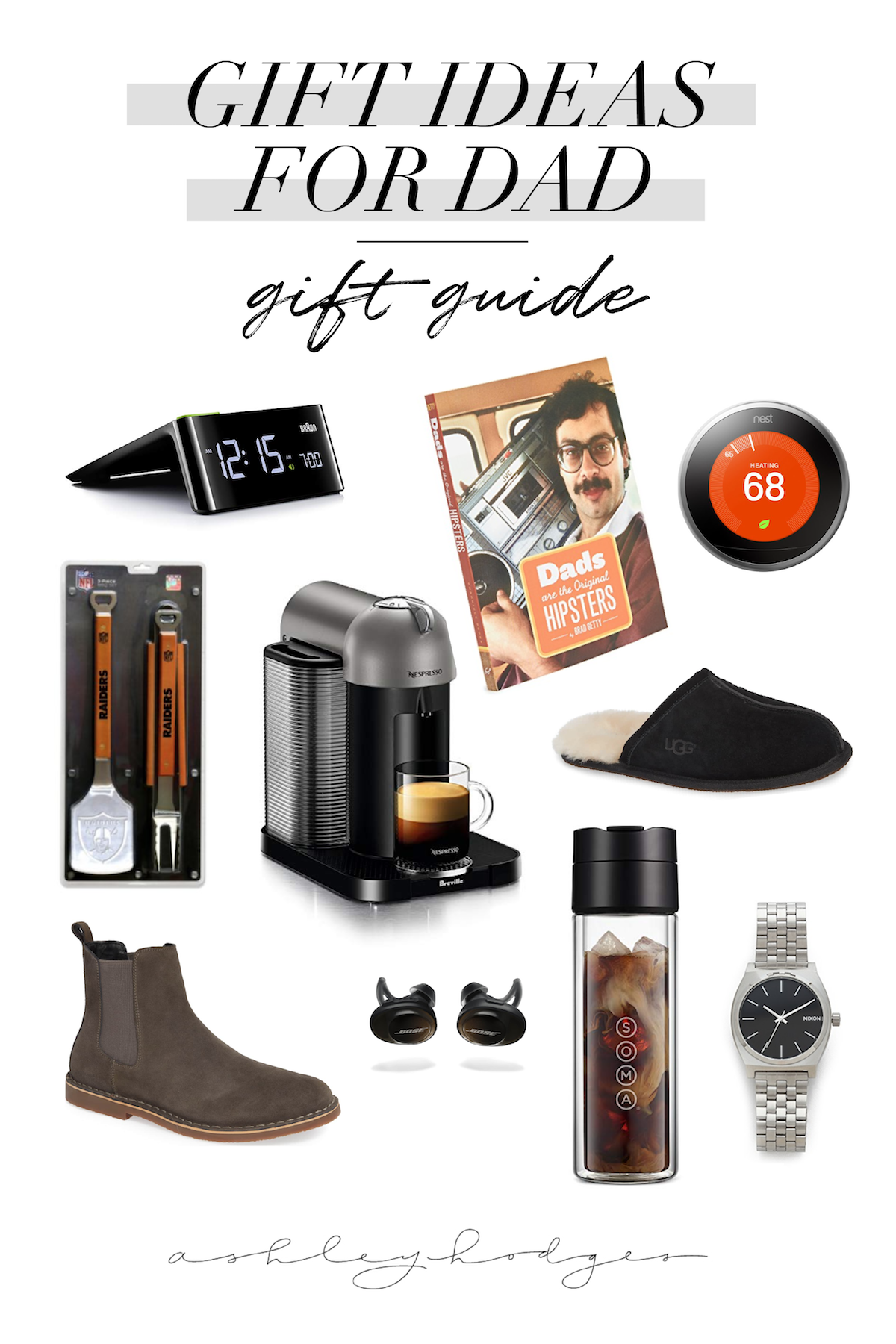 Unique Gifts For The Dad Who Wants Nothing Gift Guides