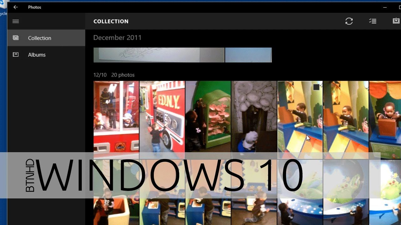 How To Disable Auto Enhance in Windows 10 Photo App