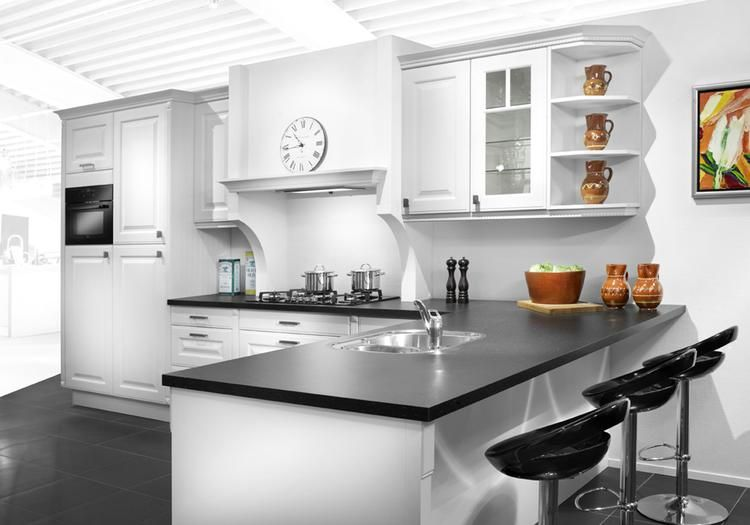 Foto schmidt keuken mdf gelakt front micron lak micron gelakt