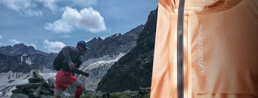The #rocky #trail of #innovation: presenting the story of revolutionizing #outdoor #jackets on our move to #Serfaus.  http://bit.ly/hybridjackets