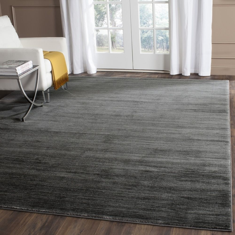58e206f2e23 Safavieh Vision Contemporary Tonal Grey Area Rug (6  x 9 )