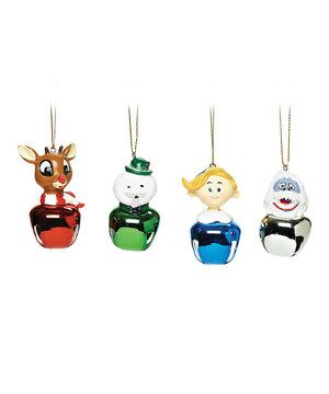 Loving This Rudolph Friends Ornament Set On Zulily
