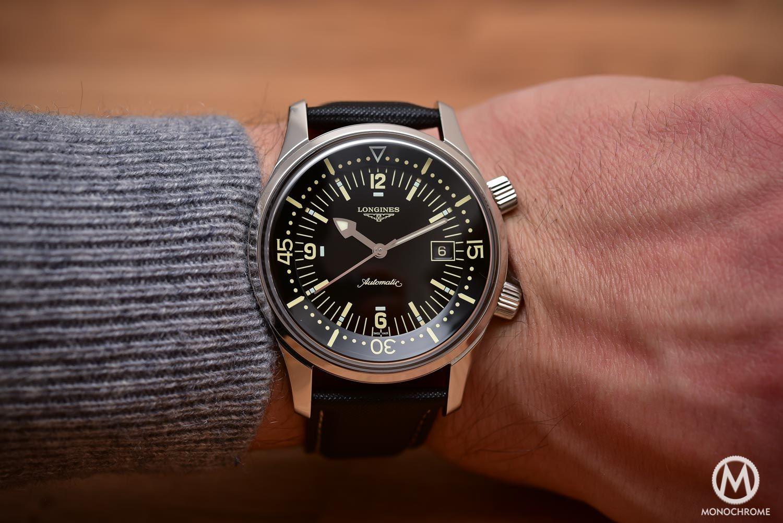 Image Result For Longines Legend Diver Pret Watches