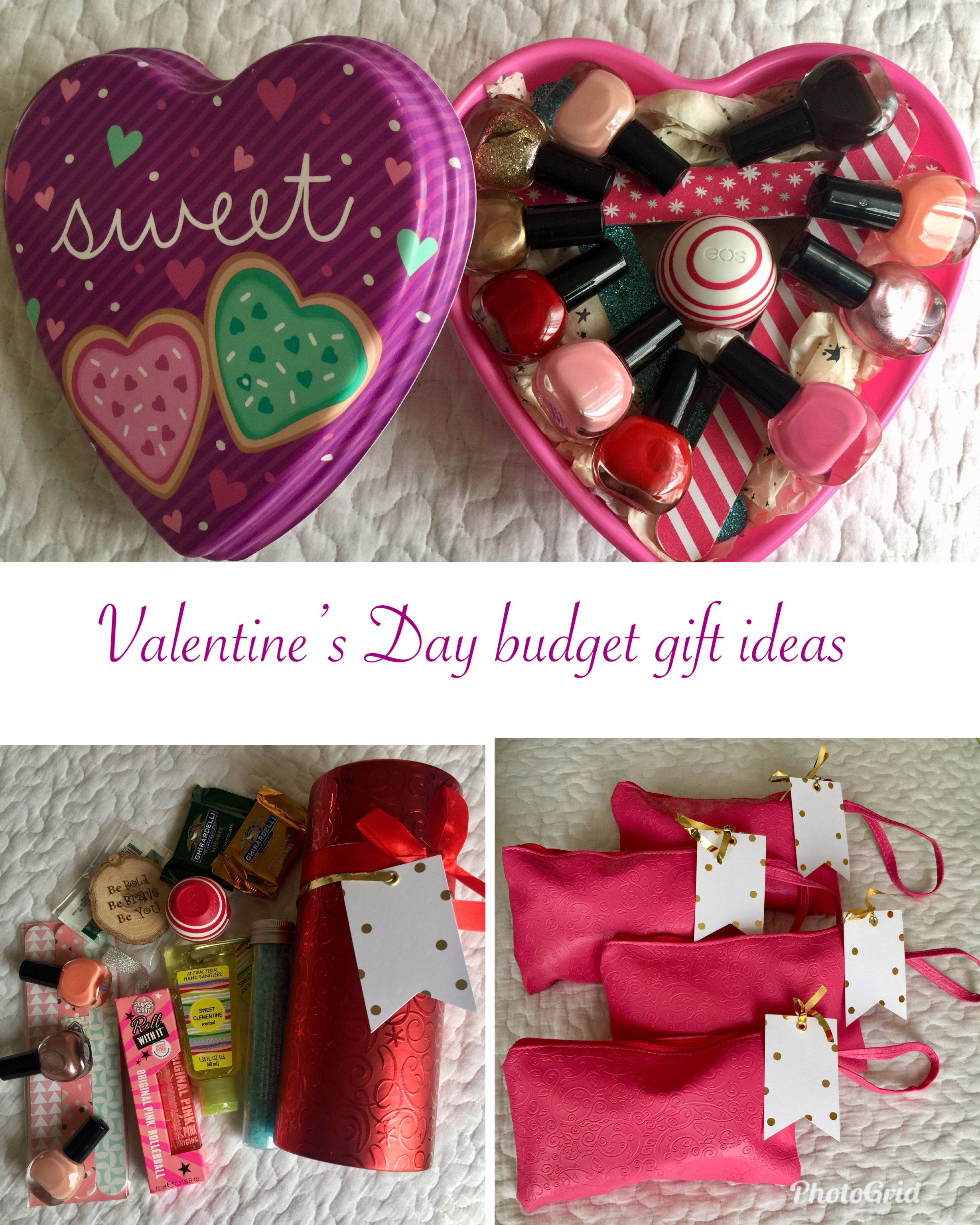 Fun budget friendly Valentine\'s Day gift ideas for teachers. The ...