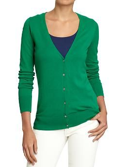 Women's Button-Front Cardis | Old Navy | Fashionista | Pinterest ...