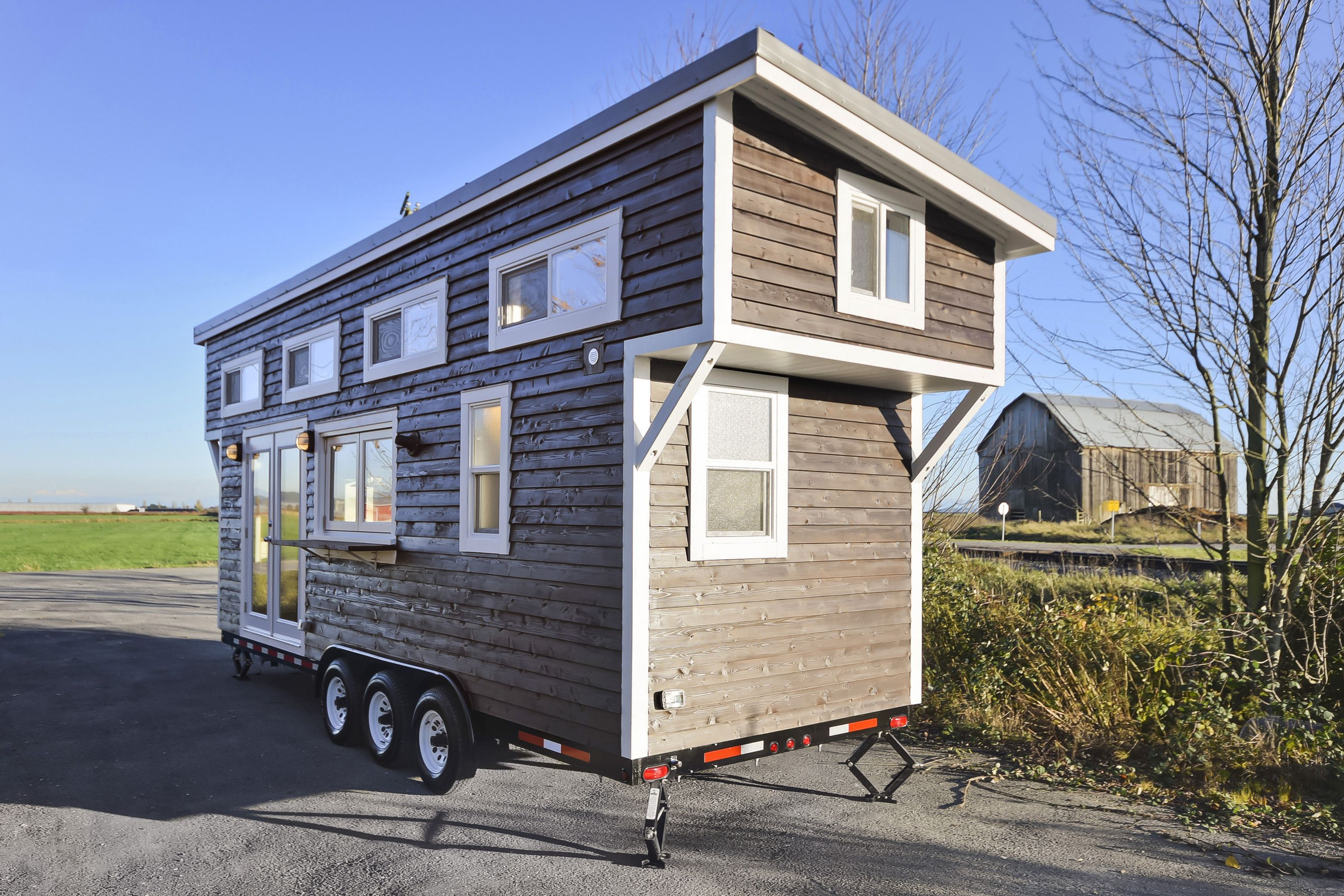 Tiny Home - Mint Tiny Homes - Custom Builds