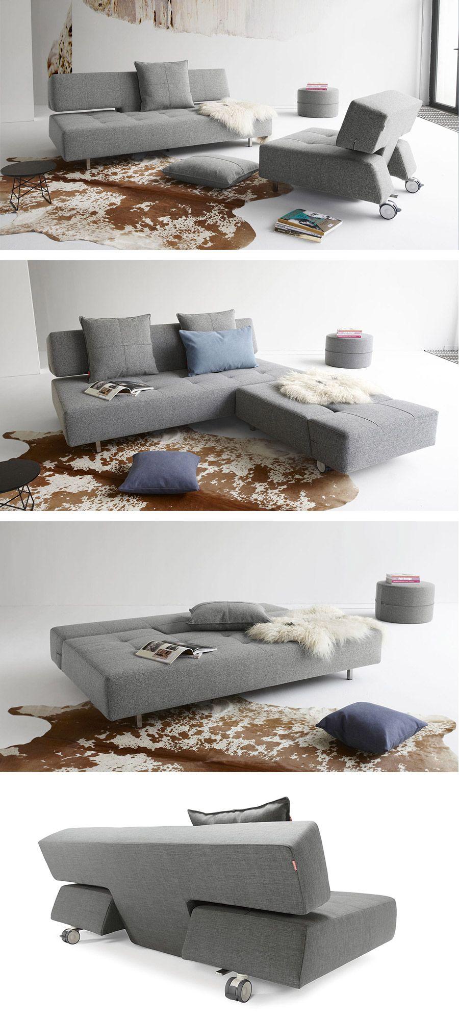 schlafsofa für wohnzimmer