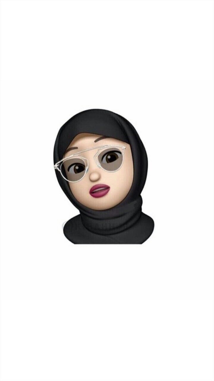 Art Ideas In 2020 Anime Wallpaper Iphone Hijab Cartoon Emoji Pictures