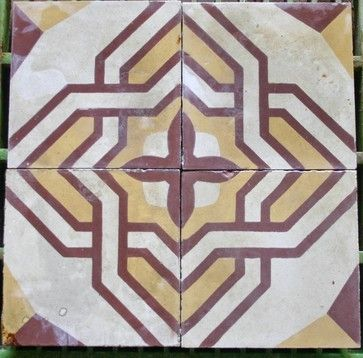 Tile Decorative French Decorative Tiles Eclectic Floor Tiles  Tile  Pinterest