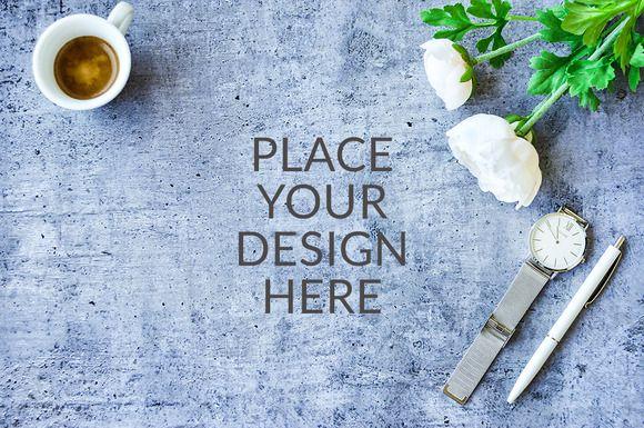 Styled Stock Photography | Desktop by AYAKA Studio on @creativemarket