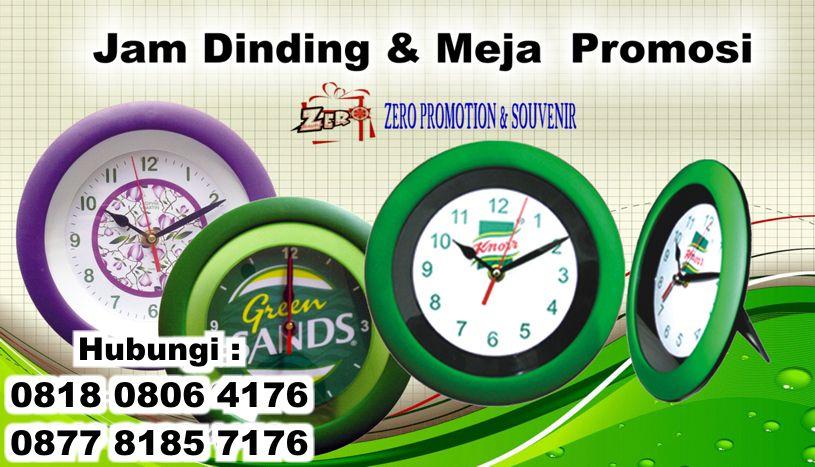 Jual Jam Dinding   Meja Promosi  83d5a9ba37