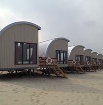 Unterkunft - Strandhäuser - Vrouwenpolder - Zeeland #strandhuis