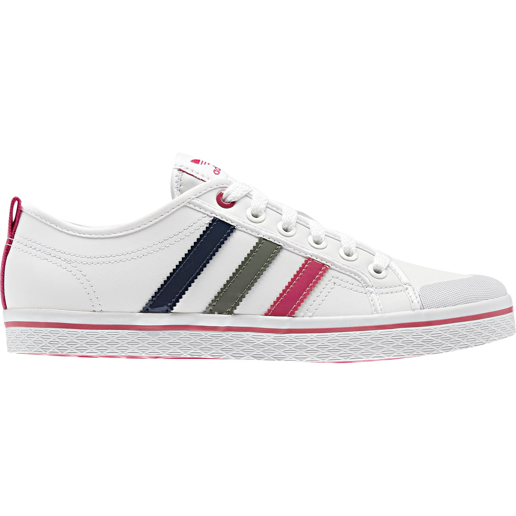 wholesale dealer 6a2d2 e2593 adidas Tenis Honey Stripes Low Mujer  adidas Colombia