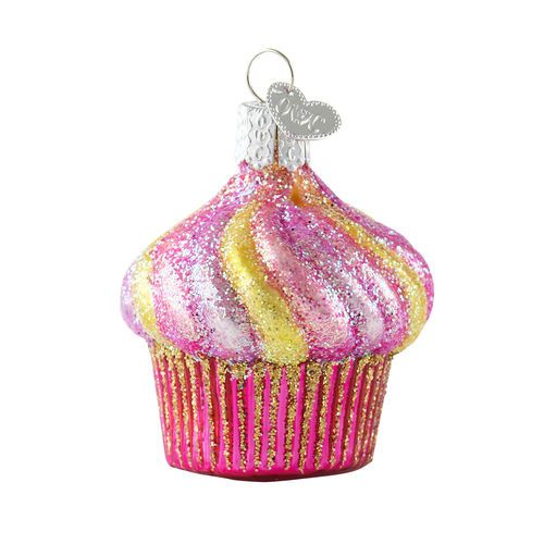 Cupcake Ornament from Stonewall Kitchen