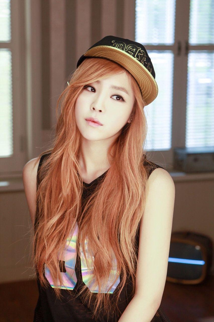 Jeon min ju the ark girls pinterest kpop hair and ark