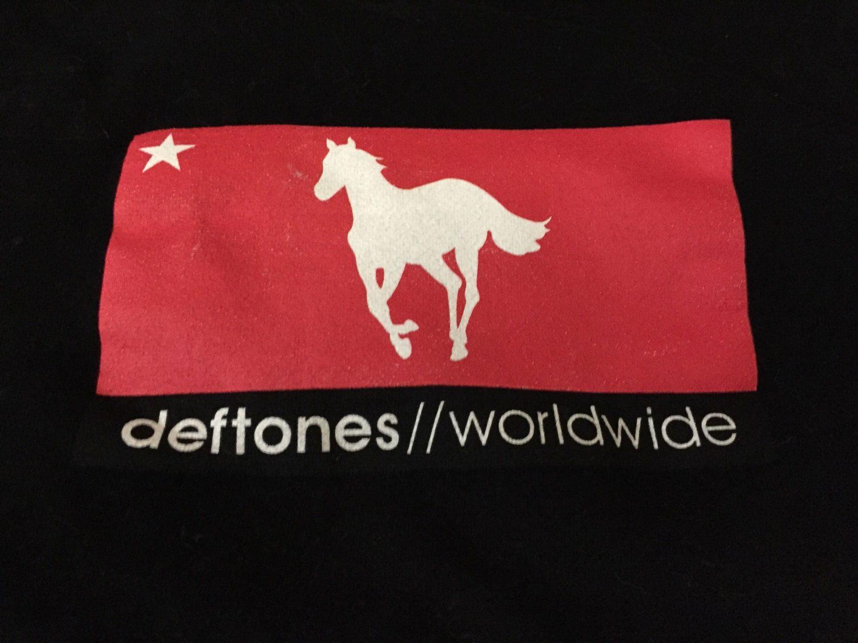Deftones Worldwide White Pony Hoodie Etsy Pony Hoodie Hoodie Etsy Rock Band Shirts [ 1125 x 1500 Pixel ]
