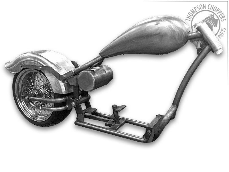 thompson choppers custom motorcycle frames | frame | Pinterest ...