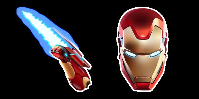 Fortnite Iron Man And Energy Blade Iron Man Fortnite Marvel Iron Man