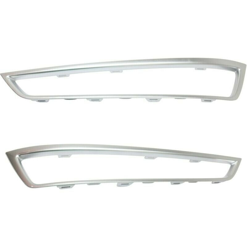 Details About Bumper Cover Grille Molding Front For Acura