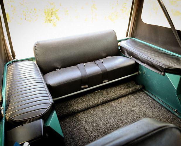 1967 Jeep CJ6 Rear Seat | Jeep cj, Jeep cj6, Jeep | Willys Jeep Rear Seat |  | Pinterest