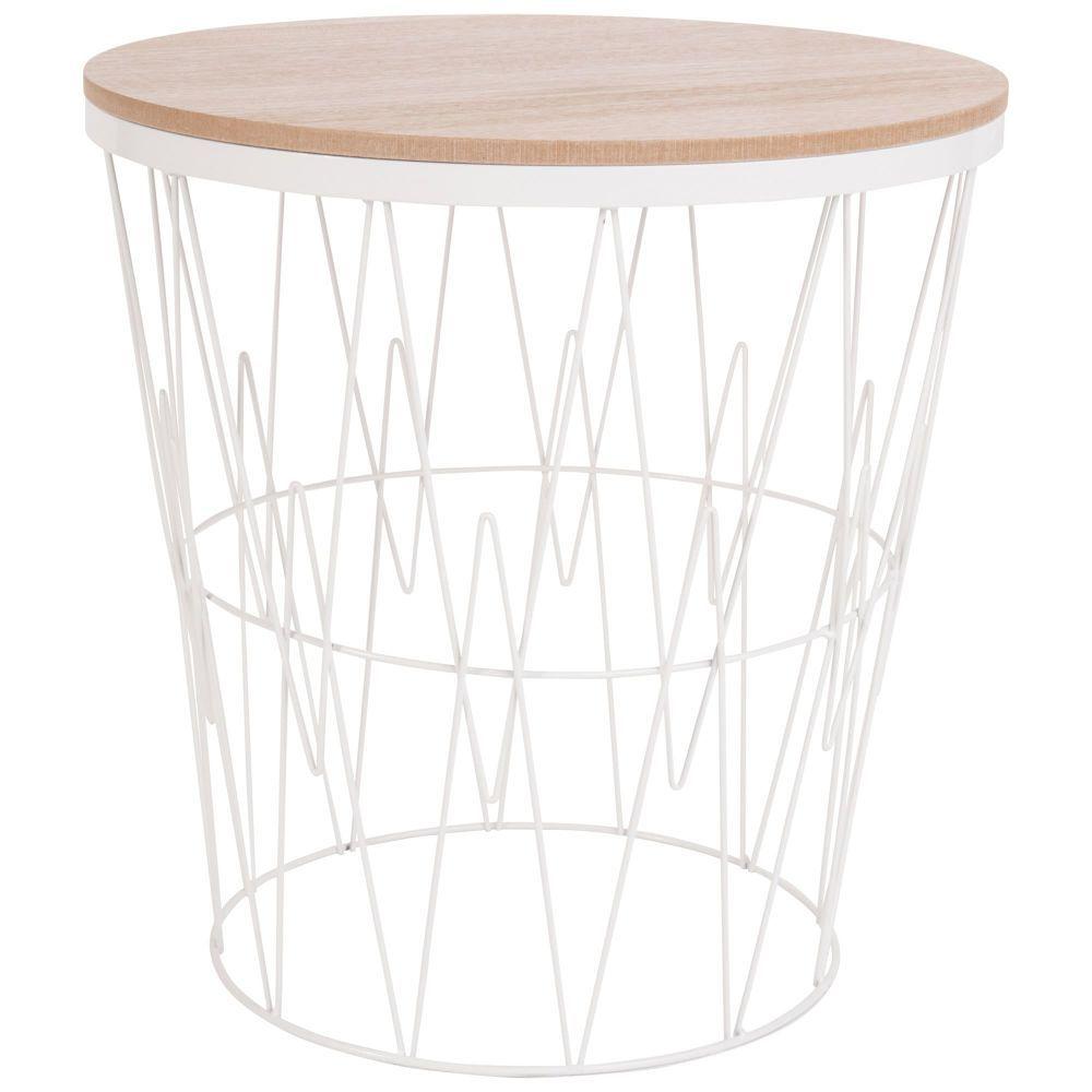 Occasional Furniture Bout De Canape Canape En Metal Mobilier De Salon
